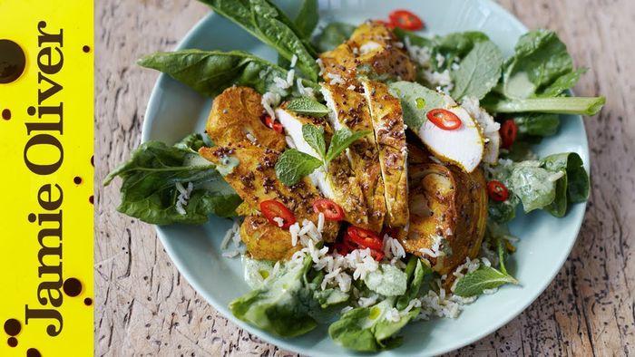 Super Food Chicken Curry