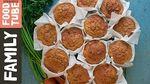 Carrot muffins: Lisa Faulkner