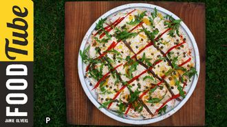 Leftover turkey tonnato: Jamie Oliver