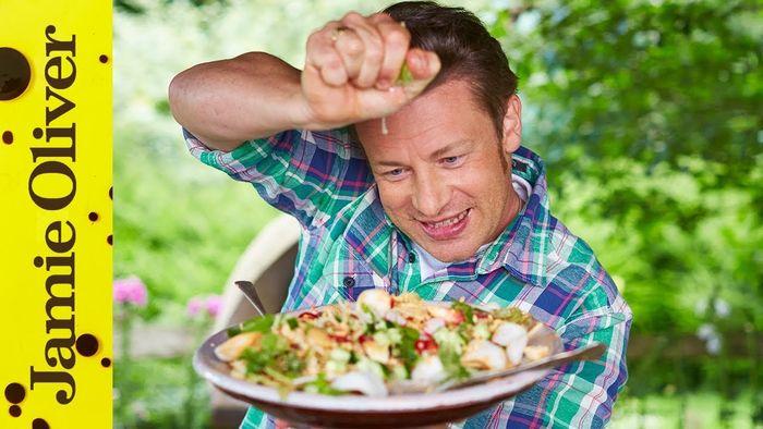 Gado-gado: Jamie Oliver