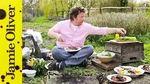 BBQ steak sandwich: Jamie Oliver