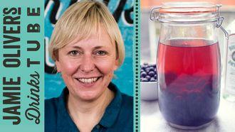 How to make sloe gin: Lottie Muir