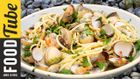 Fresh seafood linguine: Bart's Fish Tales