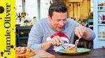 Veggie christmas pithivier pie: Jamie Oliver