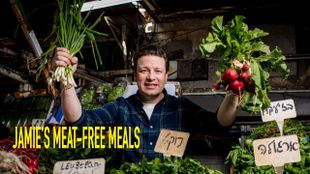 Meat Free Meals: Jamie Oliver