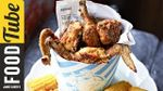 Jamie fried chicken: Jamie Oliver