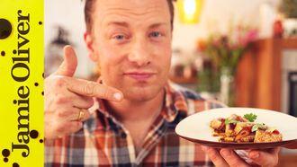 Asian seared tuna: Jamie Oliver