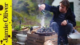 Highland mussels: Jamie Oliver