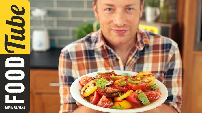 Jamie's Ultimate Tomato Salad