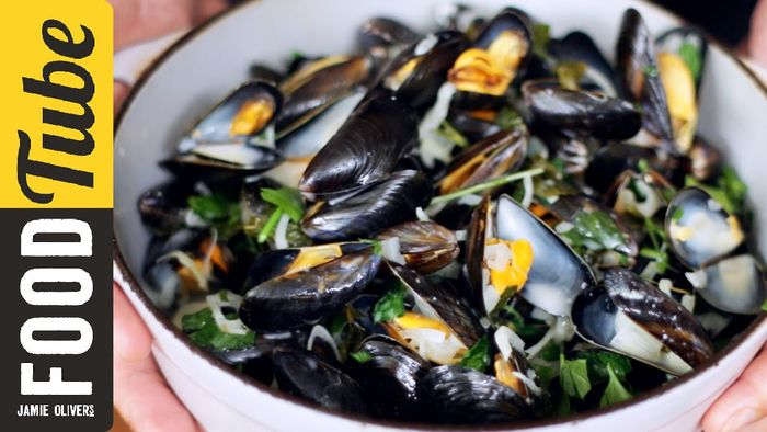Perfect Moules Marinière