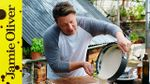 Mushroom cannelloni: Jamie Oliver