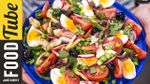Simple salad nicoise: French Guy Cooking