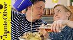 Spotted dick dessert: Jamie Oliver & Hannah Hart