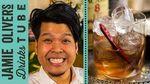 Spicy rum old fashioned cocktail: Dheeradon Dissara
