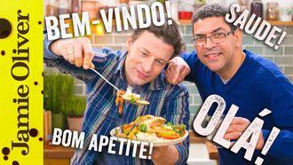 Moqueca (Brasilian fish stew): Jamie & Santos