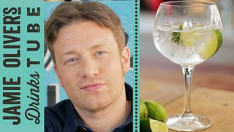 Ultimate gin and tonic: Jamie Oliver