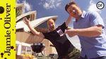 Australian BBQ crispy prawns: Jamie Oliver & Tobie