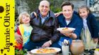 Spaghetti arrabbiata: Jamie Oliver & Gennaro Contaldo