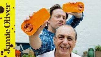 Butternut squash 3 ways: Jamie Oliver & Gennaro Contaldo
