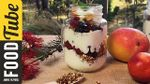 Fruit & muesli yogurt parfait: Dani Stevens