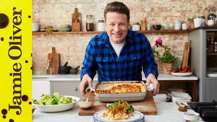 Ultimate mac & cheese: Jamie Oliver