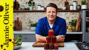 Homemade chilli jam: Jamie Oliver