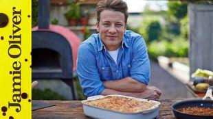 Crispy duck lasagne: Jamie Oliver