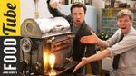 Christmas turkey: Jamie Oliver and Colin Furze
