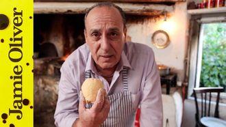 Perfect pasta dough: Gennaro Contaldo