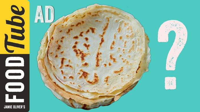 How to cook the perfect crepe: Jamie Oliver