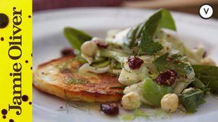 Aussie Halloumi Salad