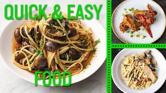Jamie's quick and easy food: Jamie Oliver