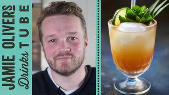 Mai tai cocktail: DJ BBQ & Chris Hunt