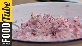 Common veg coleslaw: Aaron Craze