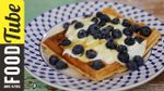 Brilliant breakfast waffles: Kerryann Dunlop