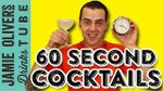 3 simple 60 second cocktails: Simone Caporale