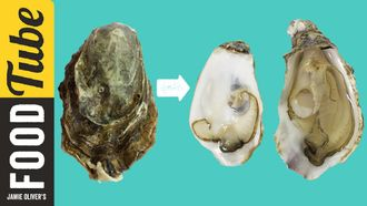 How to open oysters: Bart van Olphen