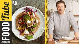 Tasty fish tacos: Jamie Oliver
