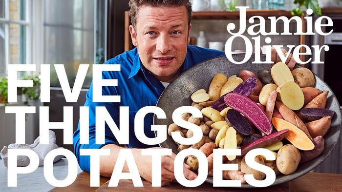 5 things to do with potatoes: Jamie Oliver