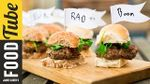 Party beef sliders: DJ BBQ