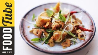 How to prep squid: Pete Begg