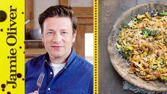 Sausage pasta: Jamie Oliver