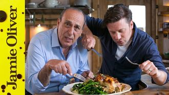 Chicken in milk: Jamie Oliver & Gennaro Contaldo