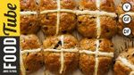 Gluten free hot cross buns: Nicole Knegt