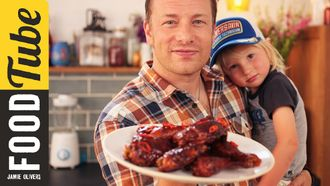 The best BBQ sauce: Jamie & Buddy Oliver