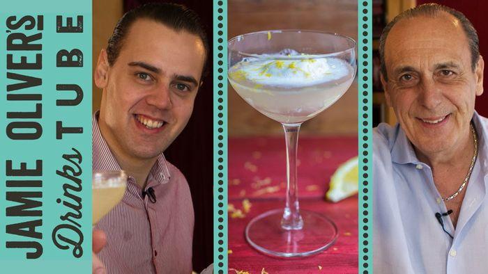 Sorbetto Fizz Cocktail