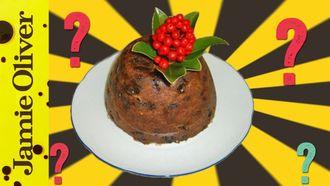 Why do we eat Christmas pudding: Max Shadbolt