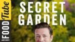 Secret herb garden: Jamie Oliver
