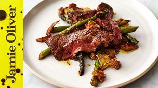 Quick steak stir-fry: Jamie Oliver