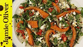 How to make brown rice interesting: Jamie's Food Team